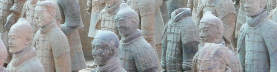 LuoLin | Armia terakotowa w Xi'an